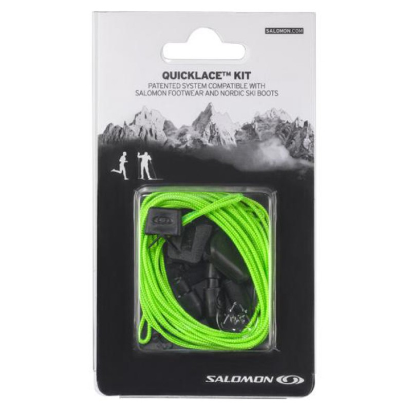 QUICKLACE KIT GREEN