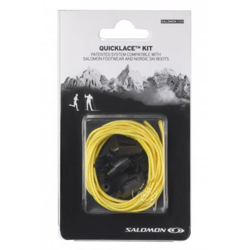 QUICKLACE KIT AMARELO