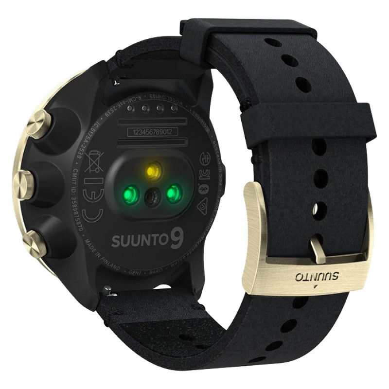 SUUNTO 9 G1 BARO GOLD LEATHER SMU