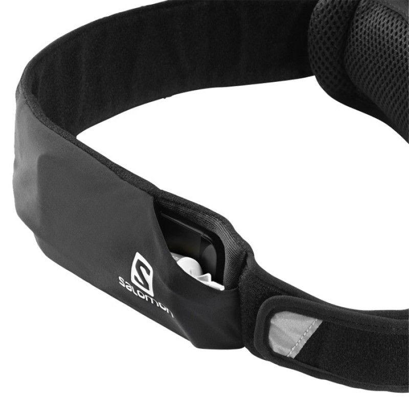 AGILE 250 BELT SET BLACK/WHITE