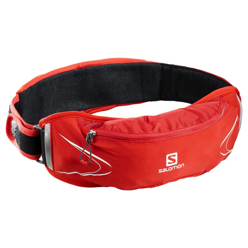AGILE 500 BELT SET FIERRY RED