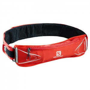 AGILE 250 BELT SET FIERY RED