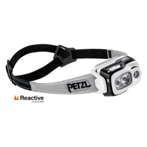 HEADLAMP SWIFT RL 900 LUMENS BLACK
