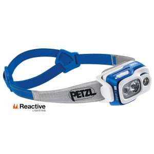 HEADLAMP SWIFT RL 900 LUMENS BLUE