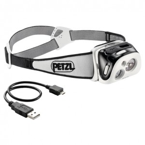 HEADLAMP REACTIK 220 LUMENS BLACK