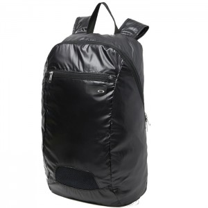 PACKABLE BACKPACK BLACKOUT