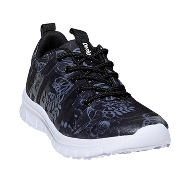 SHOES_CONFORT TRAINNING S BLACK