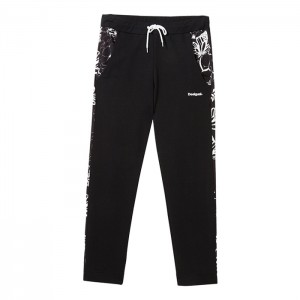SWEATPANT_EXORBIDANCE BLACK