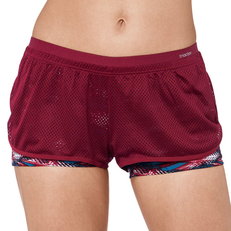 TRIACTION THE FIT-STER SHORT 01