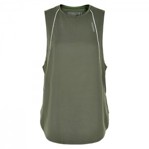CARDIO APPAREL BETTER MUSCULAR TANK GREEN