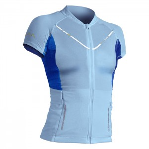 ULTRA CARRIER W SHORT SLEEVES BLUE