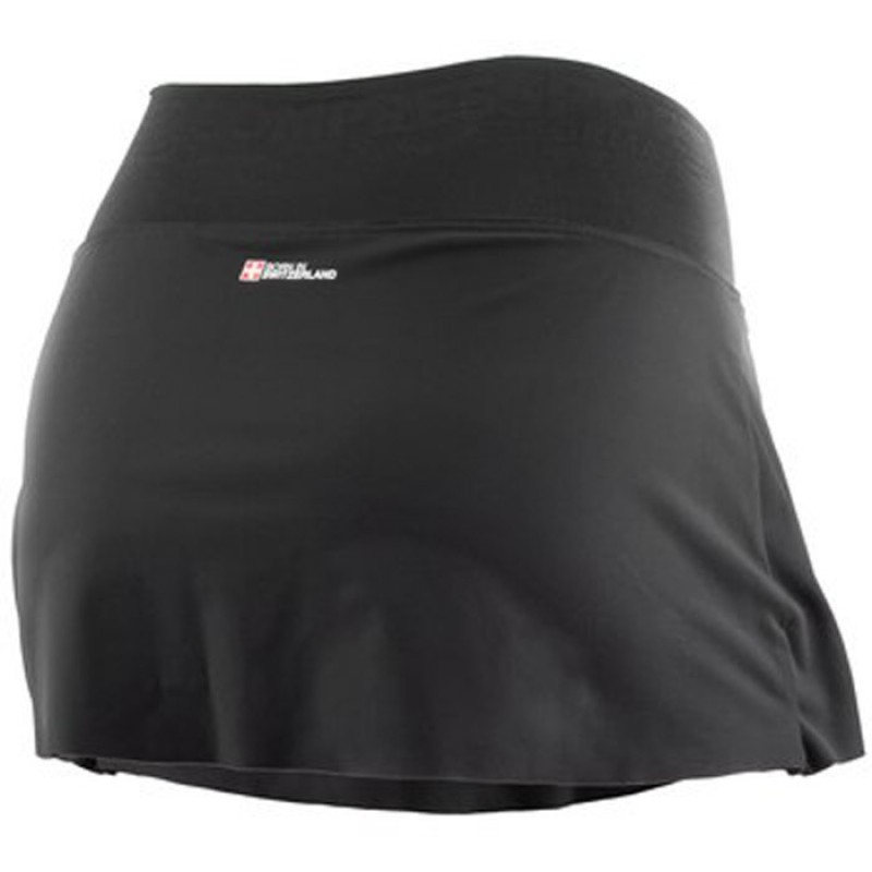 RACING OVERSKIRT W BLACK
