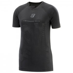 TRAINING TSHIRT SS W BLACK EDITION 2020