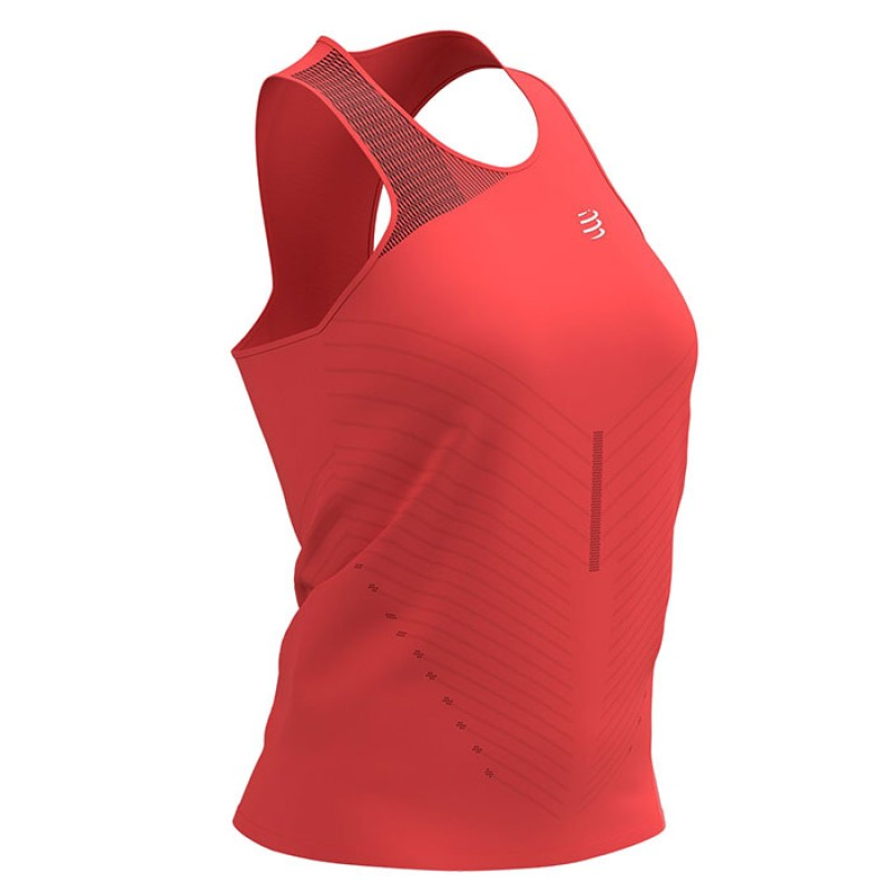 PERFORMANCE SINGLET CORAL