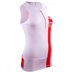 TR3 TANK TOP W IRONMAN SMART WHITE