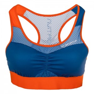 CAPTIVE TOP W MARINE BLUE/LILY ORANGE