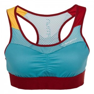 CAPTIVE TOP W MALIBU BLUE/BERRY