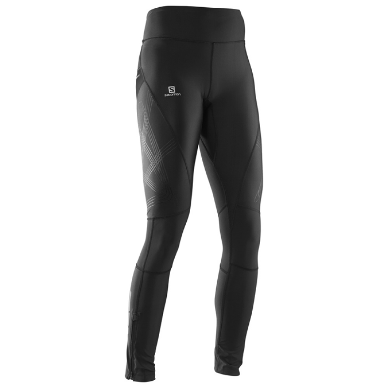 INTENSITY LONG TIGHT W BLACK