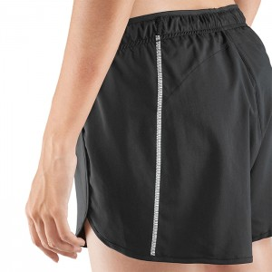 AGILE SHORT W BLACK