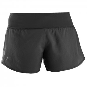 ELEVATE 2in1 SHORT W BLACK