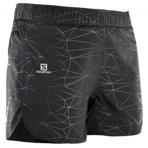 TRAIL RUNNER SHORT W BLACK