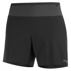 S-LAB SENSE SHORT W BLACK