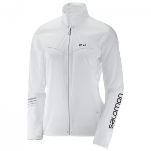 S-LAB LIGHT JACKET W WHITE