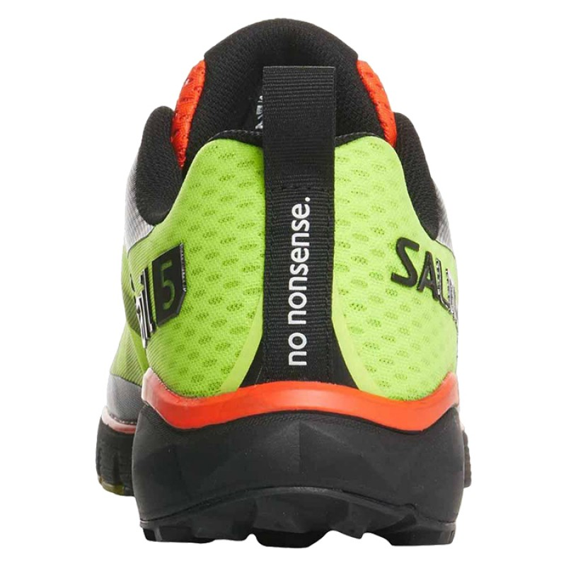 TRAIL 5 FLUO YELLOW