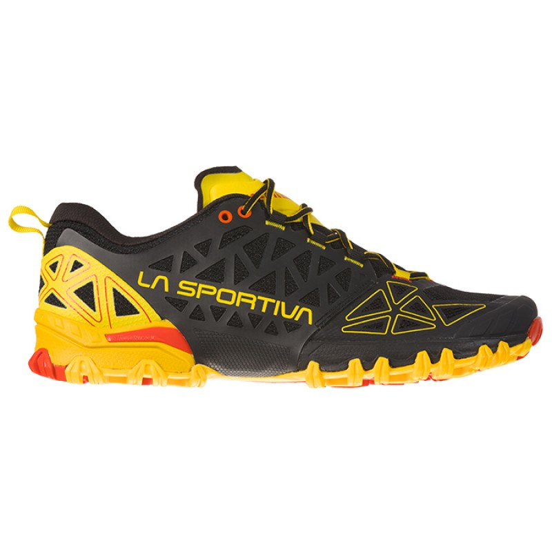 BUSHIDO II BLACK/YELLOW