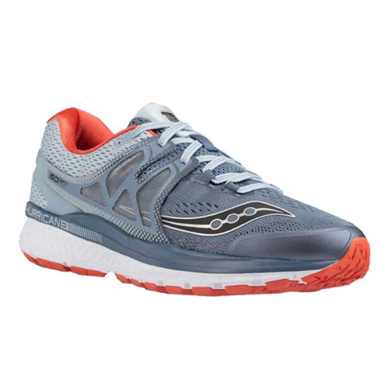 HURRICANE ISO 3 GREY/BLUE/RED