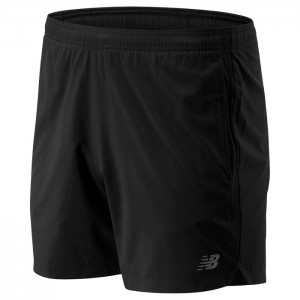 ACCELERATE 5 IN SHORT BLK