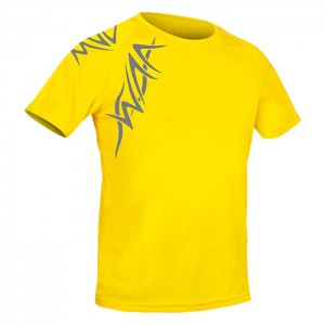 ULTRA LIGHT T-SHIRT TRIBAL YELLOW
