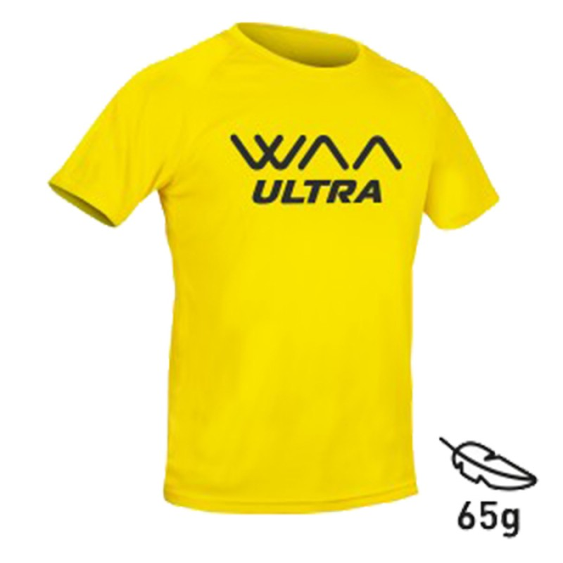 ULTRA LIGHT T-SHIRT 2.0 YELLOW
