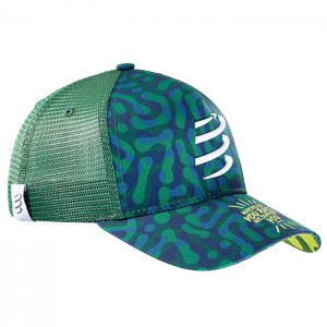 TRUCKER CAP CAMO NEON 2020 JUNGLE GREEN
