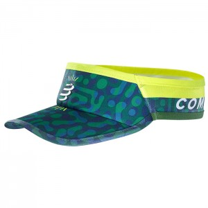 VISOR ULTRALIGHT CAMO NEON 2020 JUNGLE GREEN
