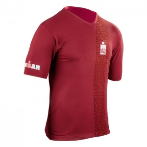 RUNNING T-SHIRT- IRONMAN SMART RED