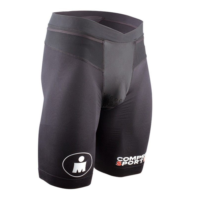 TR3 BRUTAL SHORT IRONMAN STRIPES BLK/RED