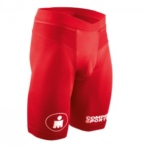 TR3 BRUTAL SHORT IRONMAN STRIPES RED/WHITE