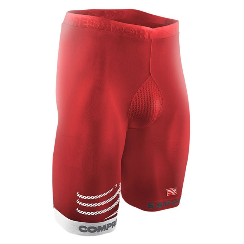 UNDERWEAR MULTISPORT SHORT V2 RED