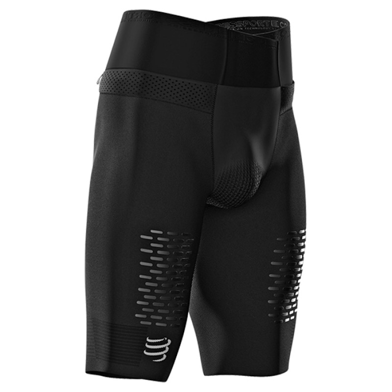 TRAIL RUNNING UNDER CONTROL SHORT BLACK