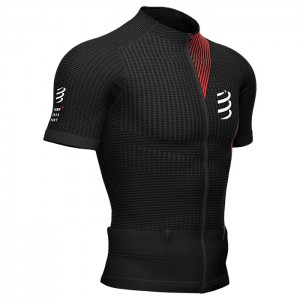TRAIL POSTURAL SS TOP BLACK