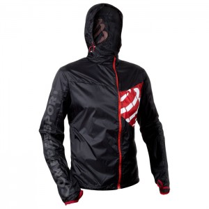 TRAIL HURRICANE JACKET BLACK