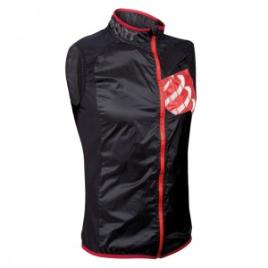 TRAIL HURRICANE VEST BLACK