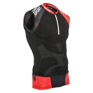 TRAIL RUNNING SHIRT V2 TANK BLACK