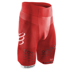 TRAIL RUNNING SHORT V2 RED