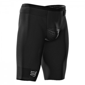 TRIATHLON UNDER CONTROL SHORT PRETO