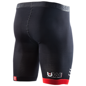 TRAIL UW RUNNING SHORT V2 BLACK