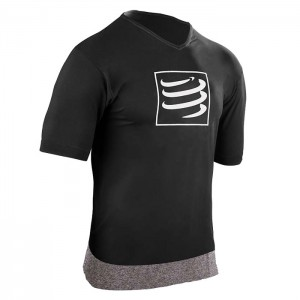 TRAINING TSHIRT SS BLACK
