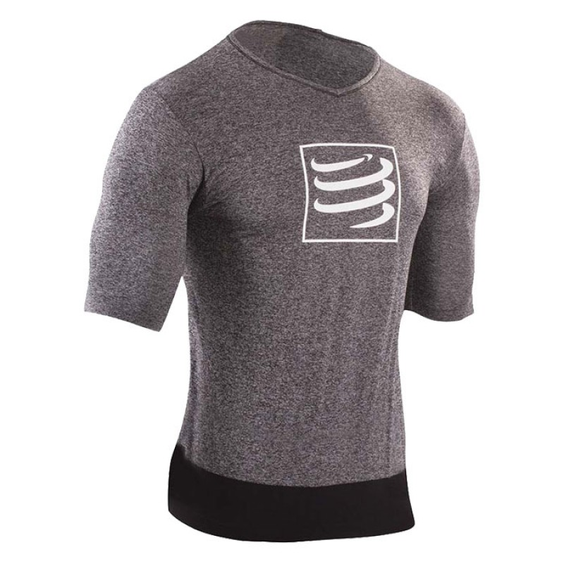 TRAINING TSHIRT GREY