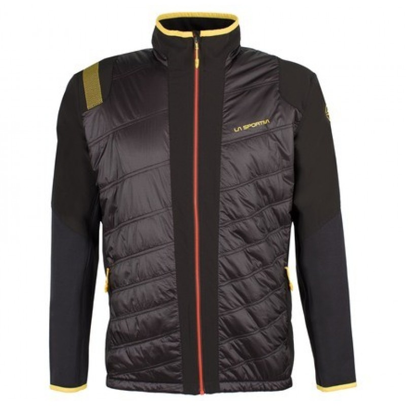 ASCENT JACKET PRETO